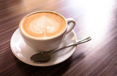 Latte από Αποβουτυρωμένο Γάλα