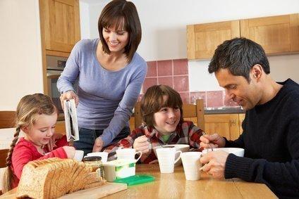 Οικογενειακό πρωινό