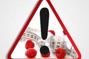 raspberry ketone warning
