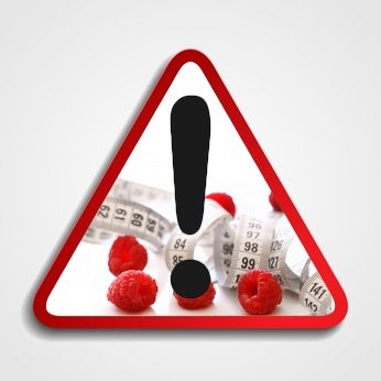raspberry ketone warning