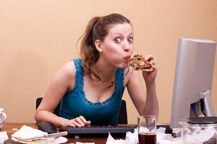 Σωστή διατροφή στη δουλειά
