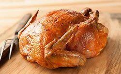 Ξεχάστε την πέτσα απ' το κοτόπουλο