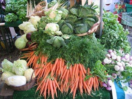 Λαχανικά φτωχά σε υδατάνθρακες