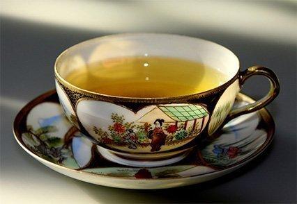 Χαμομήλι και Πράσινο Τσάι