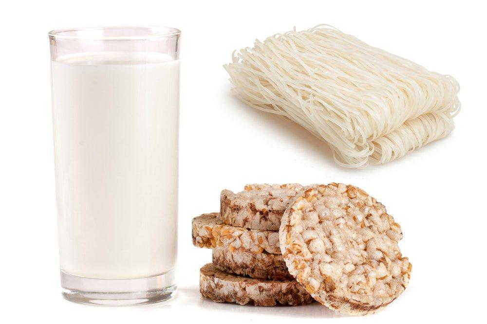 Άλλα προϊόντα με βάση το ρύζι