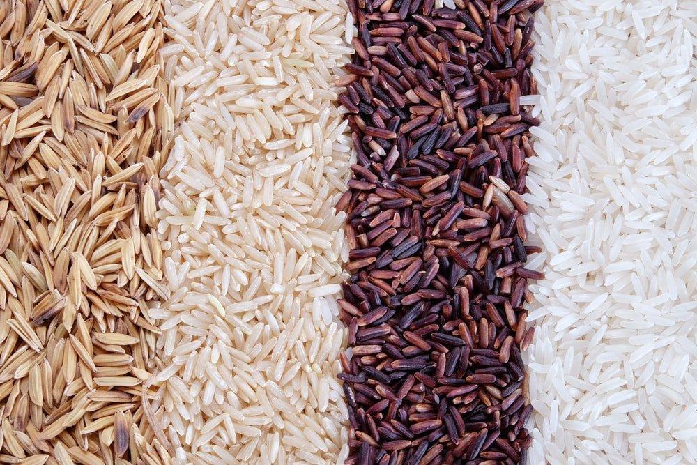 Ρύζι λευκό ή ρύζι ολικής , μπορούμε ακόμα να τα καταναλώνουμε