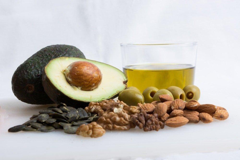 Να τρώτε τρόφιμα από φυτικά λίπη