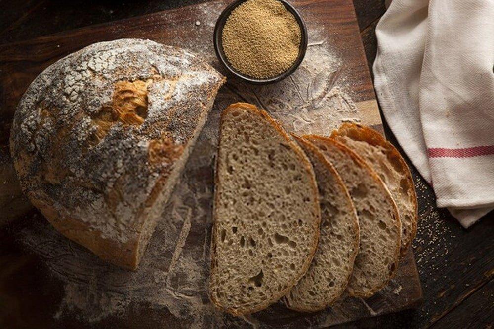 Οργανικά Αρχαία Σιτηρά Ψωμί