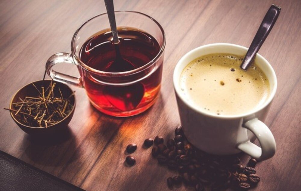 το τσάι και ο καφές επιβραδύνουν την απορρόφησή του σιδήρου